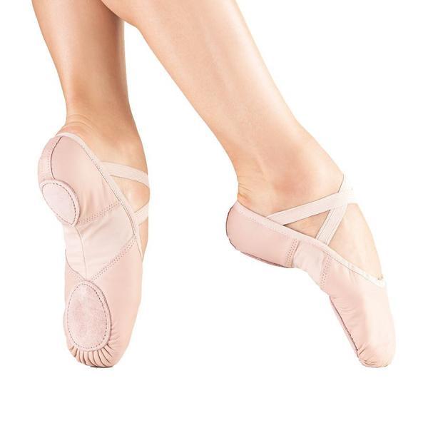 timeless design 74a3d c729f So Danca Split Sole Ballet Shoes (Wide Width)